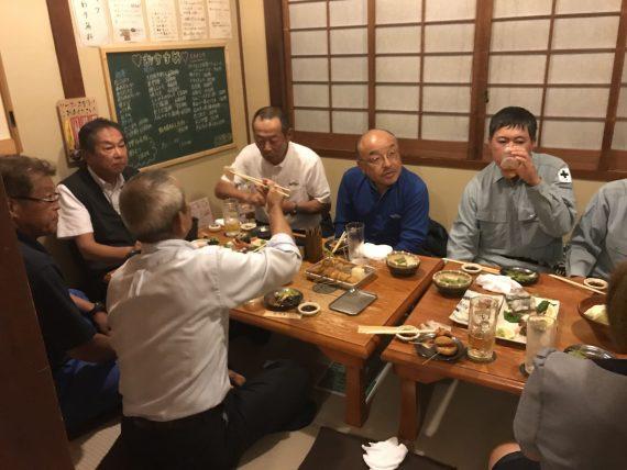 30.9月 社員親睦会