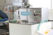 廃食用油触媒方式処理機